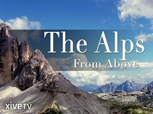 The Alps from above - Translation